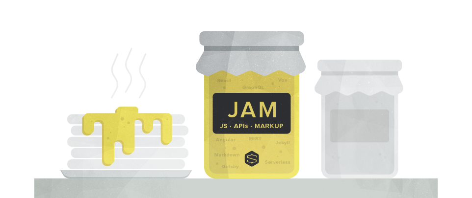 JAMStack in Web Development | Dinarys
